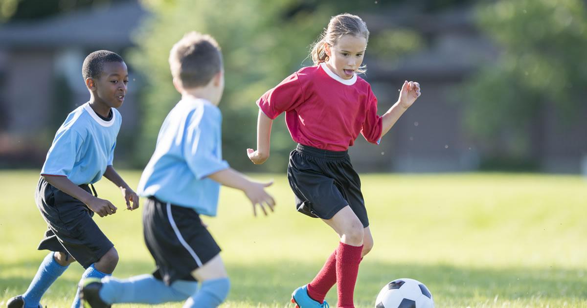 camp sportif pour petit enfant
